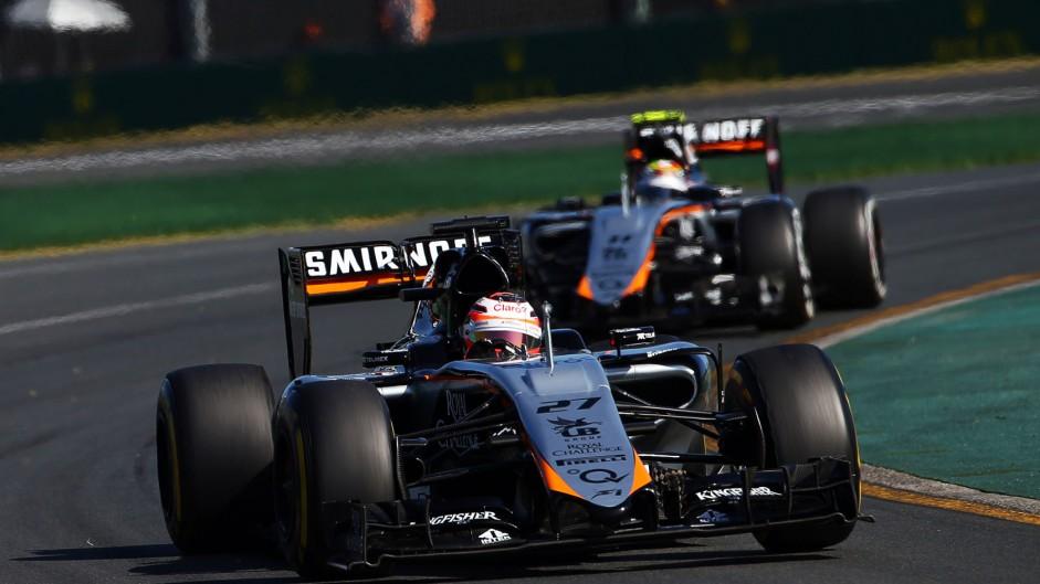 2015 F1 driver rankings #9: Nico Hulkenberg