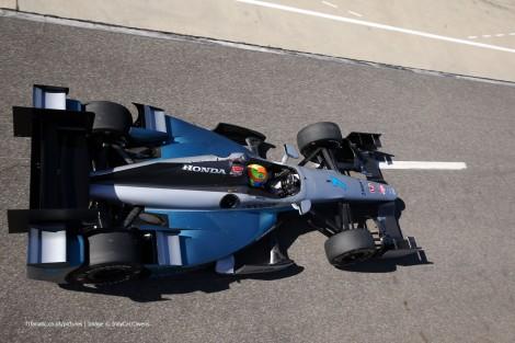 James Jakes Schmidt Peterson IndyCar NOLA 2015