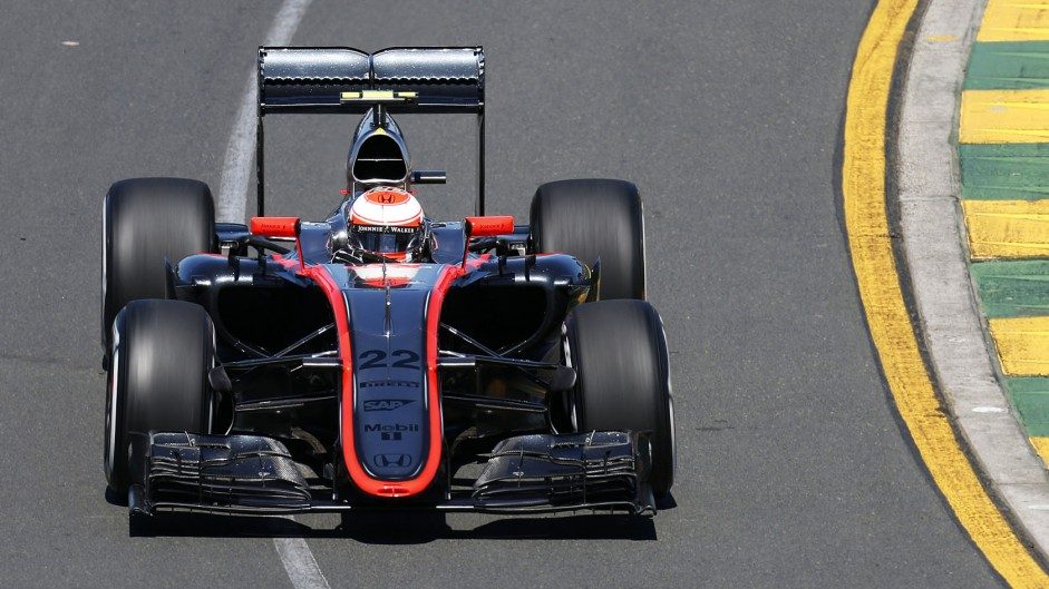 McLaren have only done a 12-lap run and start last