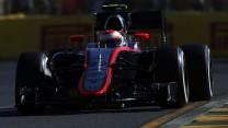 Jenson Button, McLaren, Albert Park, 2015