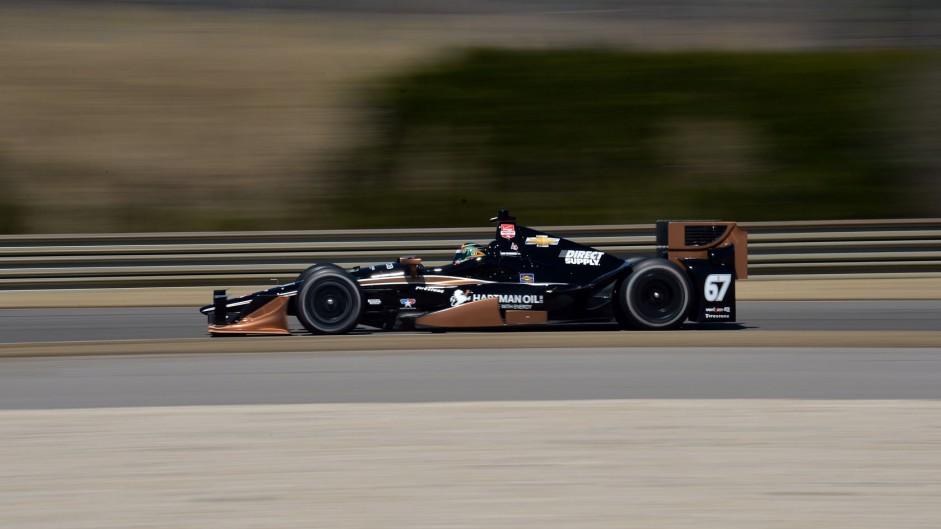 Josef Newgarden CFH IndyCar NOLA 2015