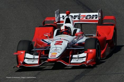Juan Pablo Montoya Penske IndyCar NOLA 2015