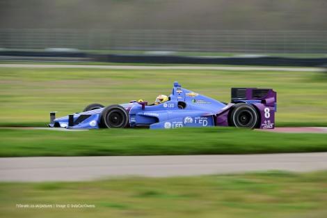Sage Karam, Ganassi, IndyCar, NOLA Motorsport Park, 2015