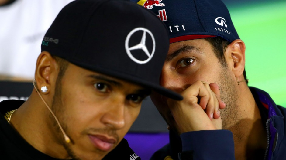 F1 Fanatic's Top Tweets of 2015