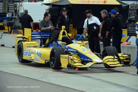 Marco Andretti, Andretti, IndyCar, NOLA Motorsport Park, 2015