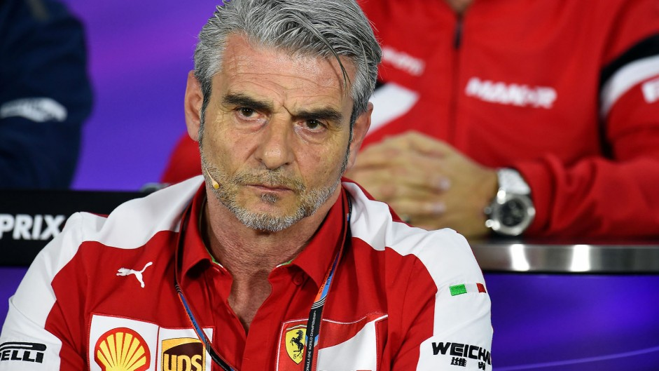 Ferrari's influence not in decline – Arrivabene