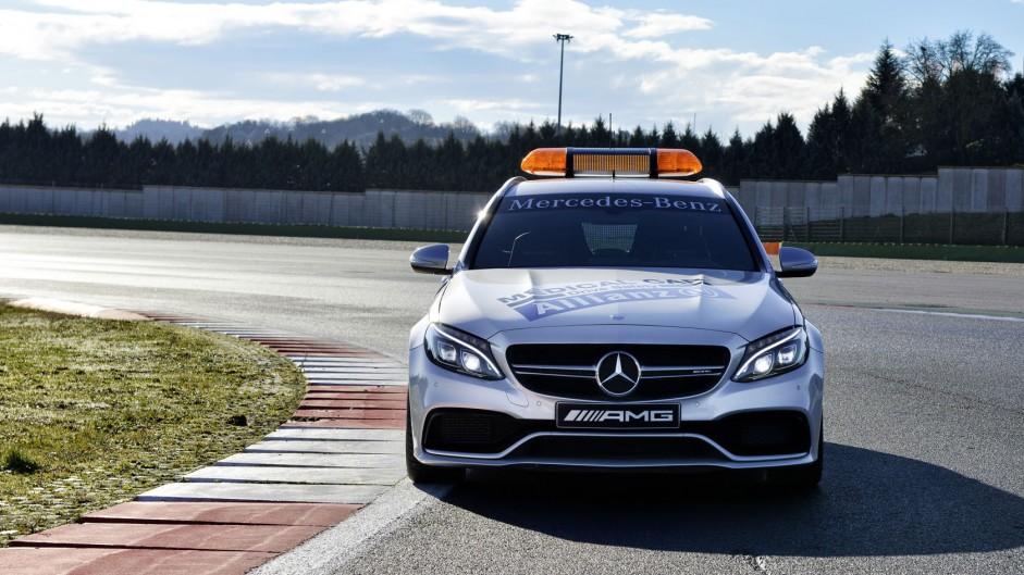 Mercedes-AMG C 63 S Medical Car, 2015