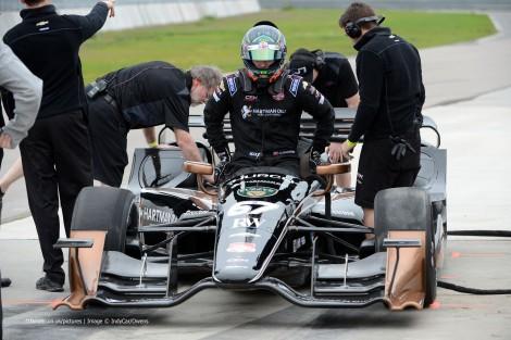 Josef Newgarden, CFH, IndyCar, NOLA Motorsport Park, 2015
