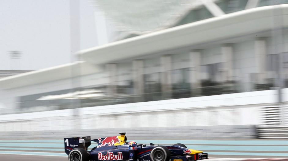 Pierre Gasly, DAMS, GP2 testing, Yas Marina, 2015