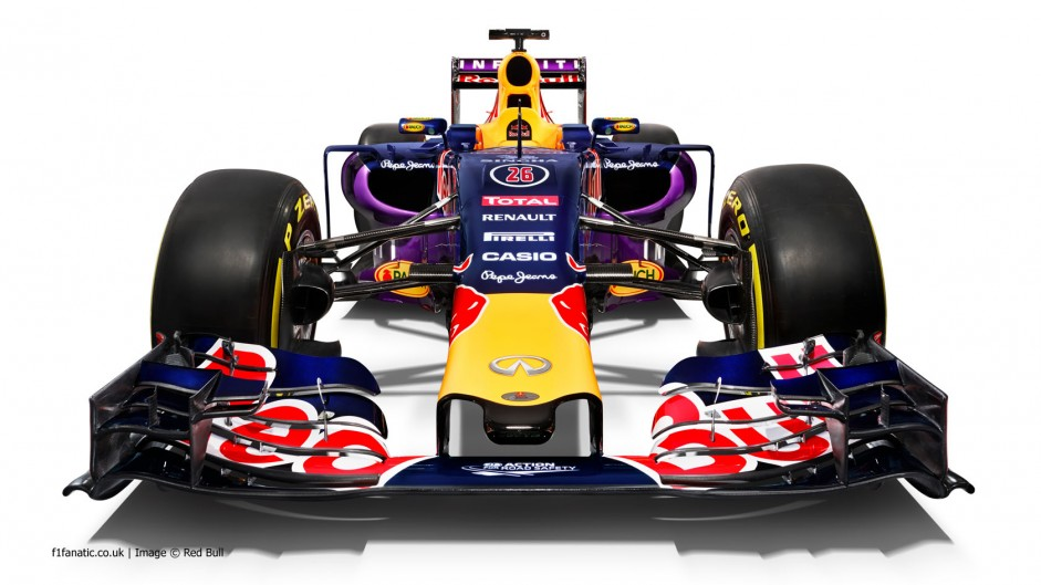 Red Bull RB11 revealed in final livery