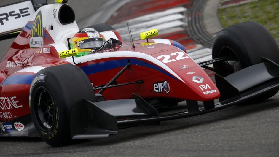 Roberto Merhi Zeta Corse Formula Renault 3.5 Nurburgring 2014