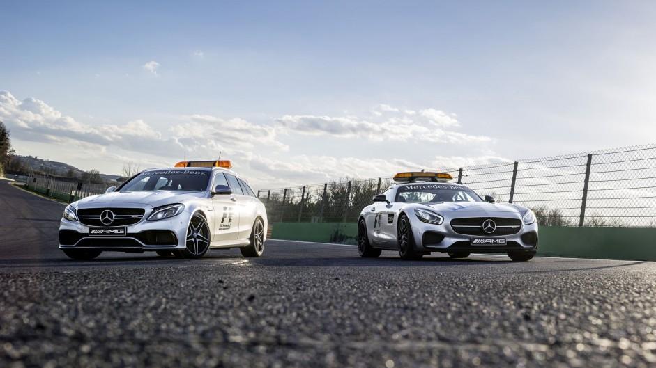 Safety Car and Medical Car, 2015