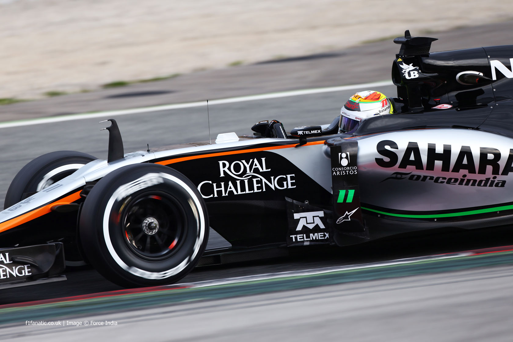 Equipe Force India de Formula 1 - f1fanatic.co.uk