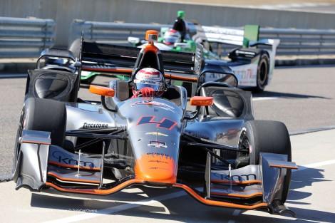 Stefano Coletti KV IndyCar NOLA 2015