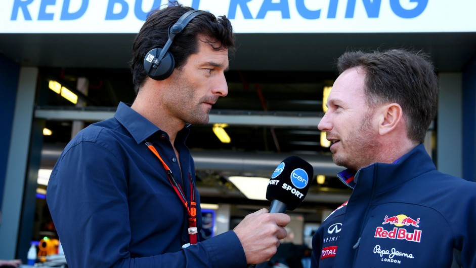 Caption Competition 72: Webber and Horner