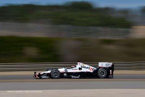 Will Power Penske IndyCar NOLA 2015