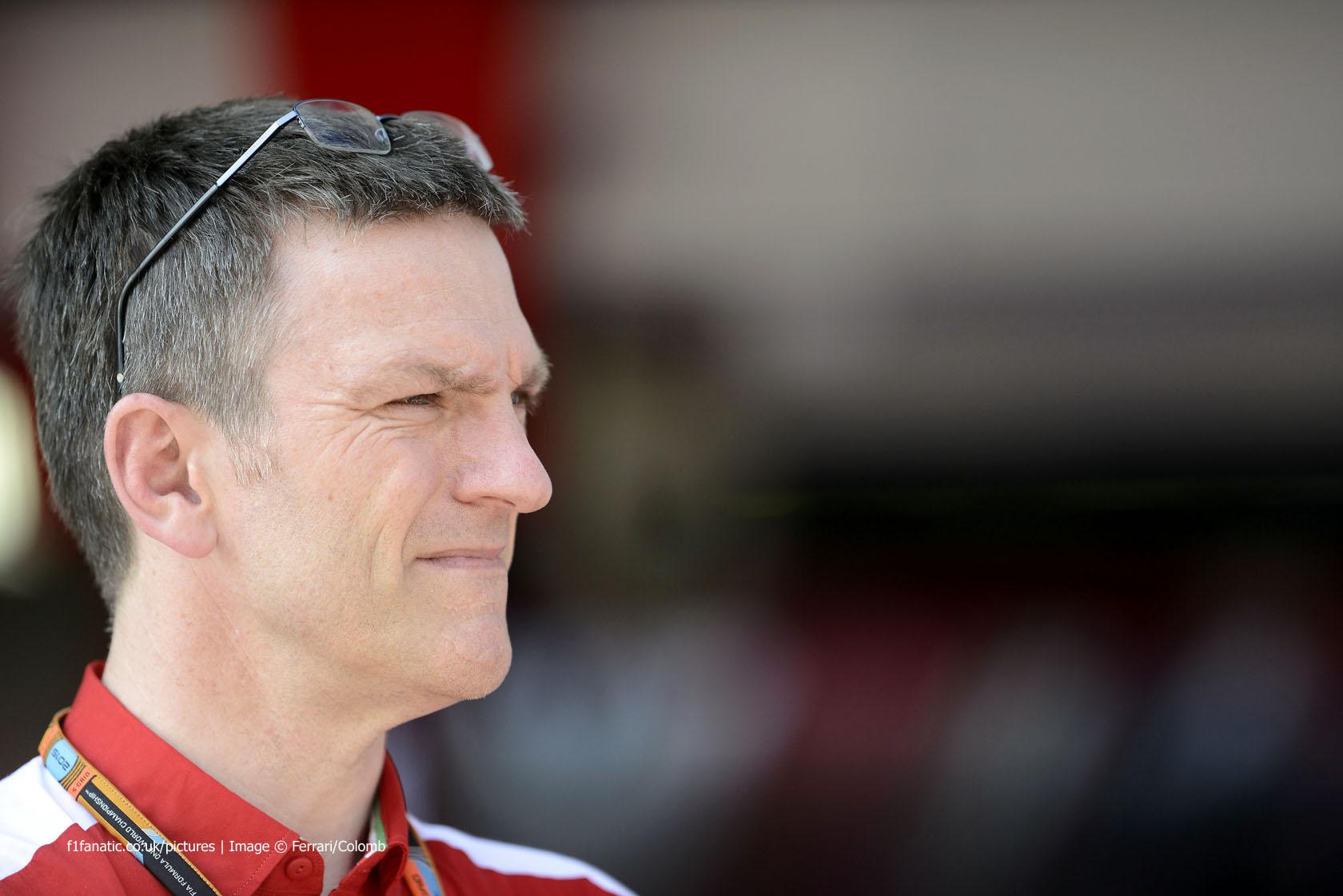 James Allison, Ferrari, Sepang International Circuit, 2015
