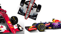 Which team has the best-looking F1 car for 2015?