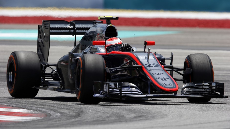 "Button hails ""massive step forward"" despite Q1 exit"