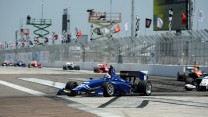 Max Chilton, Carlin, Indy Lights, St Petersburg, 2015