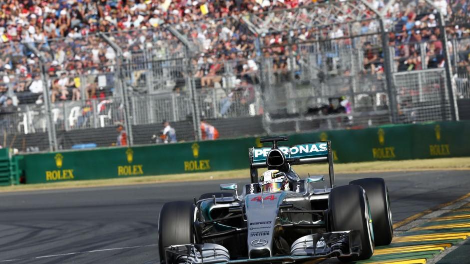 2015 Australian Grand Prix team radio highlights