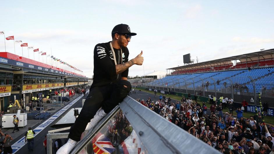 Hamilton closing on Vettel and Senna after 34th win