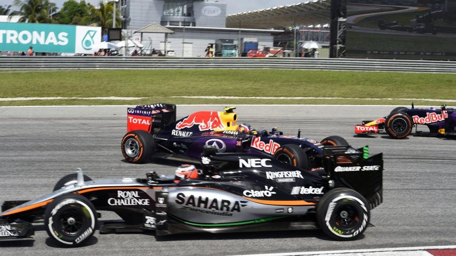 Daniil Kvyat, Red Bull, Sepang International Circuit, 2015