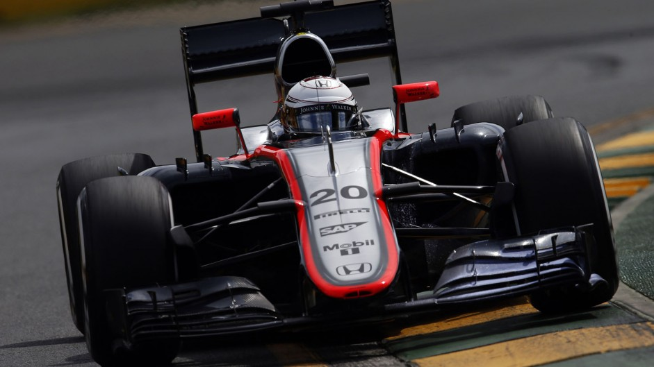 Magnussen believed he had 2015 McLaren seat