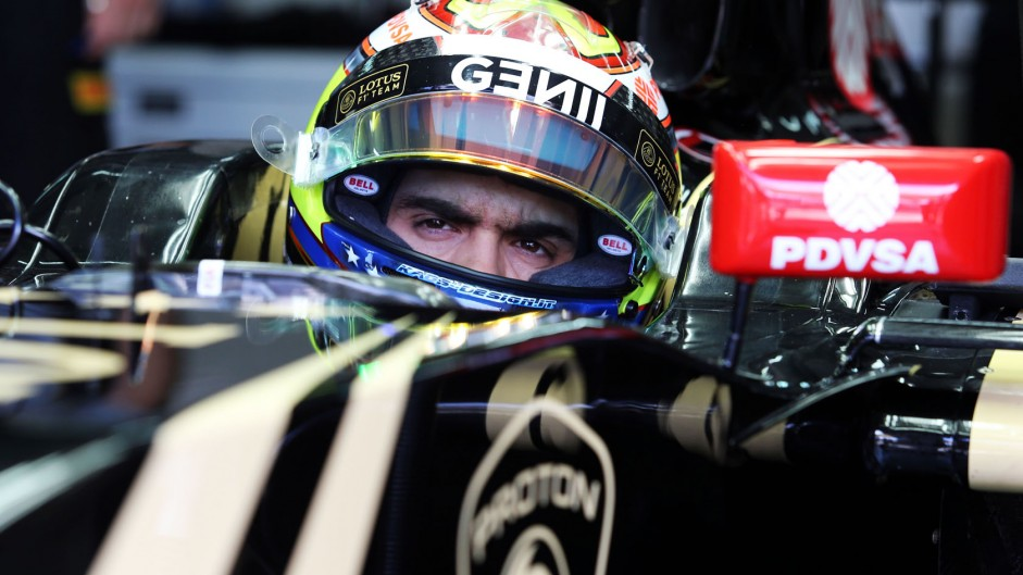 Penalty points mount up for Maldonado