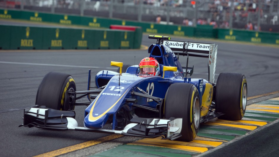 Nasr rues practice absence after Q3 near-miss