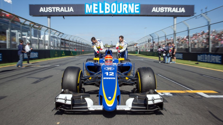 Nasr wins Driver of the Weekend poll on debut