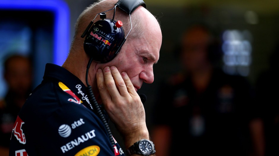Mercedes and Ferrari too afraid of Red Bull to give them engines – Newey