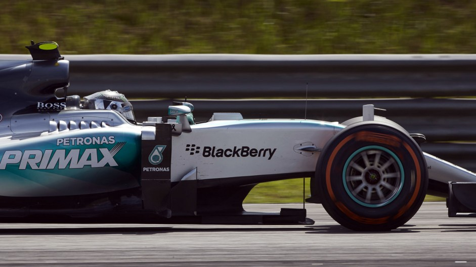 Mercedes couldn't sustain their Ferrari-beating pace
