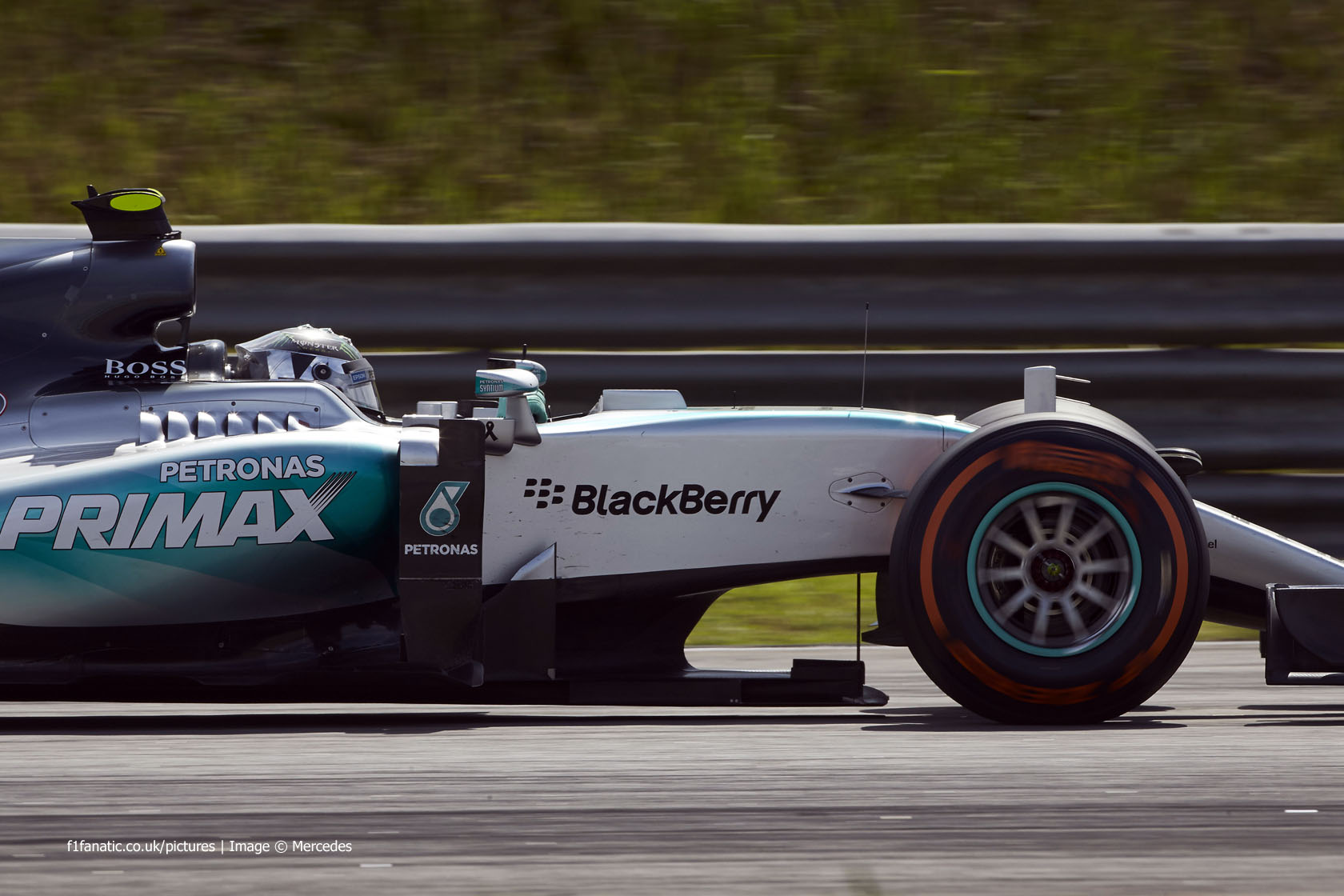 Nico Rosberg, Mercedes, Sepang International Circuit, 2015