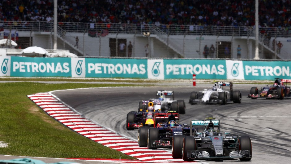 2015 Malaysian Grand Prix in pictures