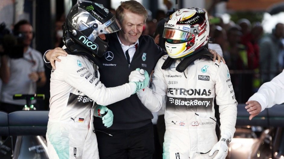 Crushing Melbourne win shows Hamilton and Mercedes are ready for repeat of 2014
