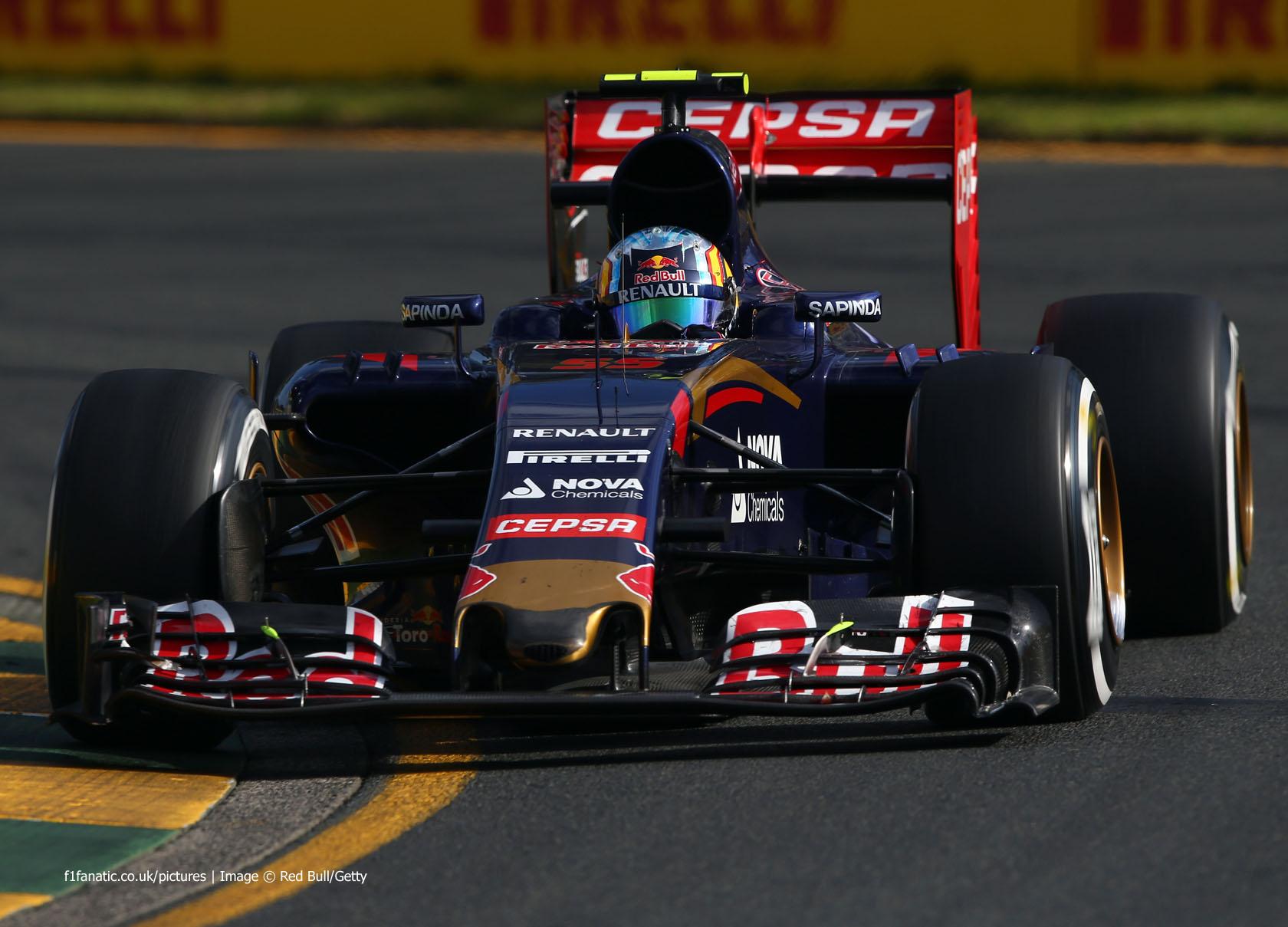 Equipes de Formula 1  - Toro Rosso - f1fanatic.co.uk