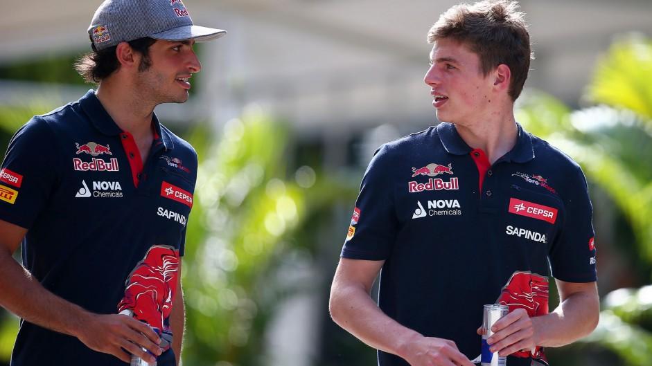 Judge Verstappen and Sainz after second season – Key