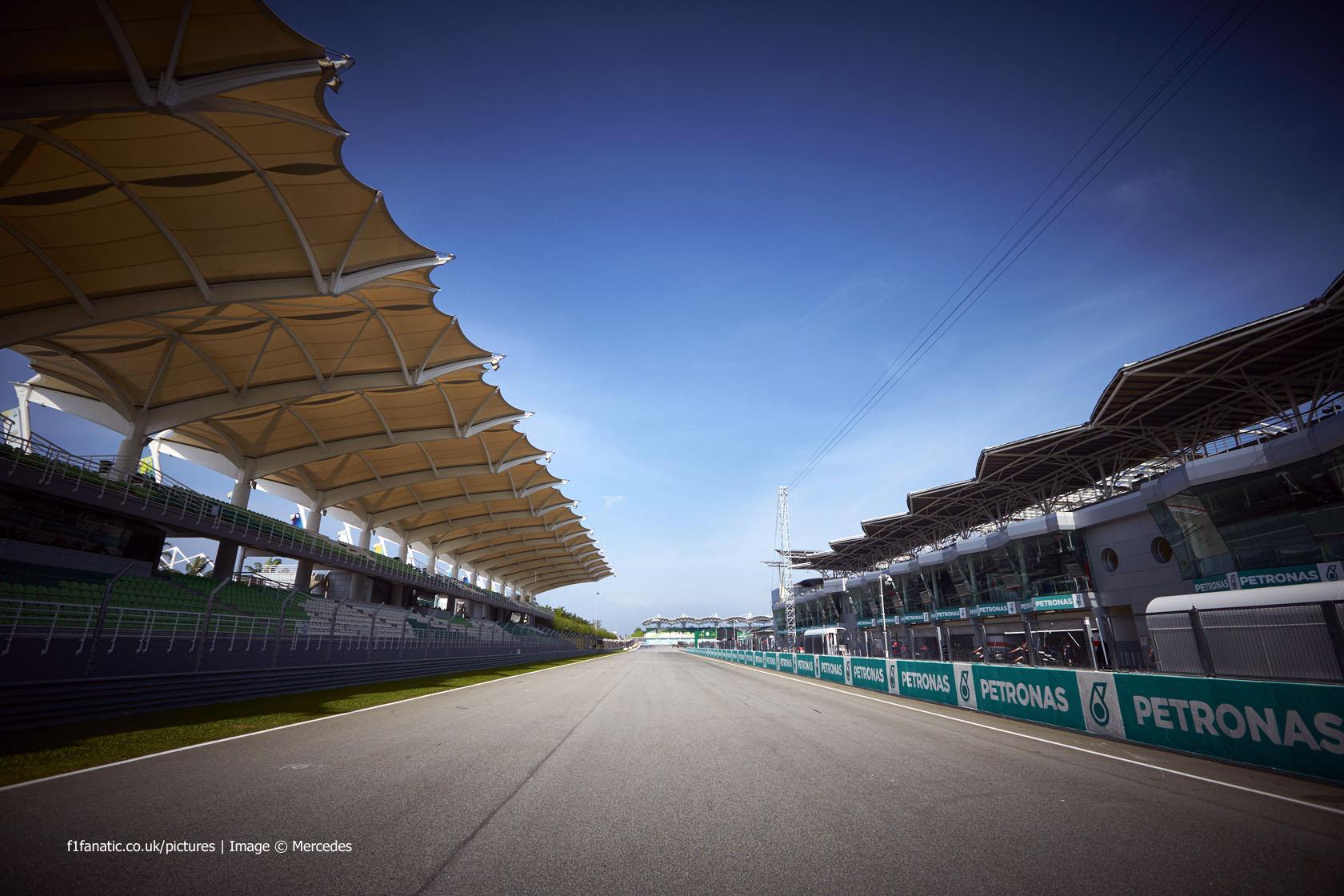 Sepang International Circuit, 2015