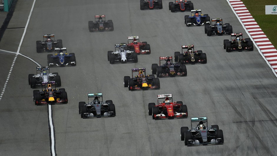 Vote for the 2015 Malaysian GP Driver of the Weekend