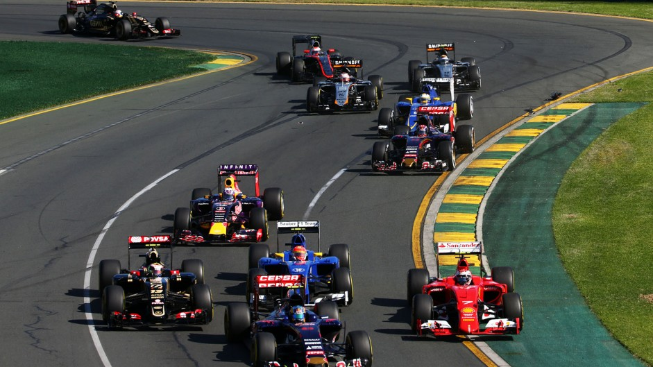 Vote for 2015 Australian GP Driver of the Weekend