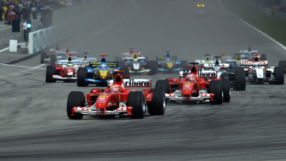 Quiz: How well do you remember Malaysia's 19 F1 races?
