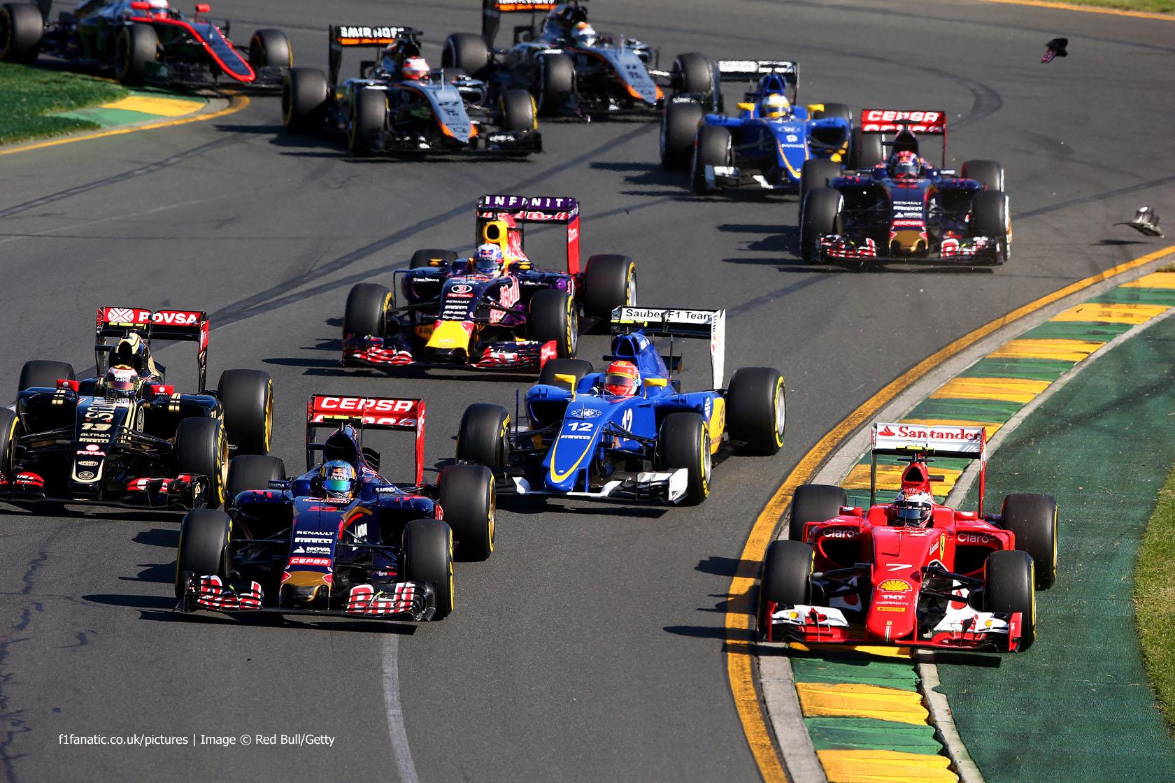 The 2015 Australian Grand Prix