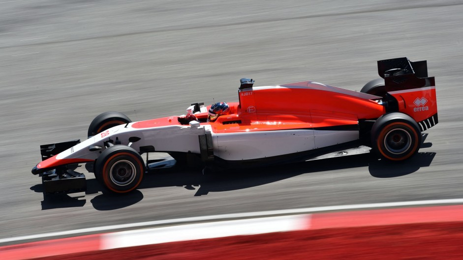 Will Stevens, Manor, Sepang International Circuit, 2015