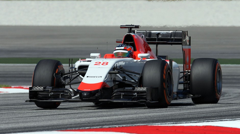 Manor run for the first time in Malaysia