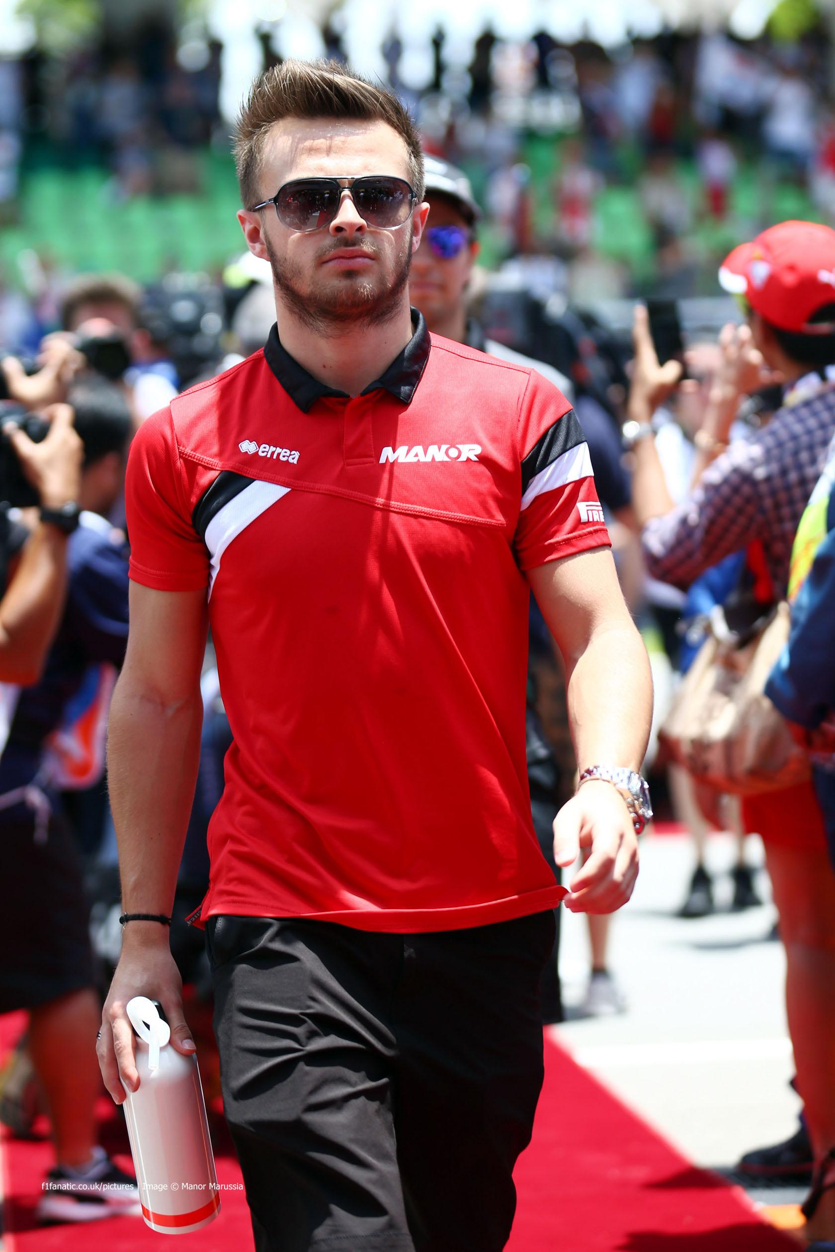 Winner Malaysian Grand Prix 2016 Stev