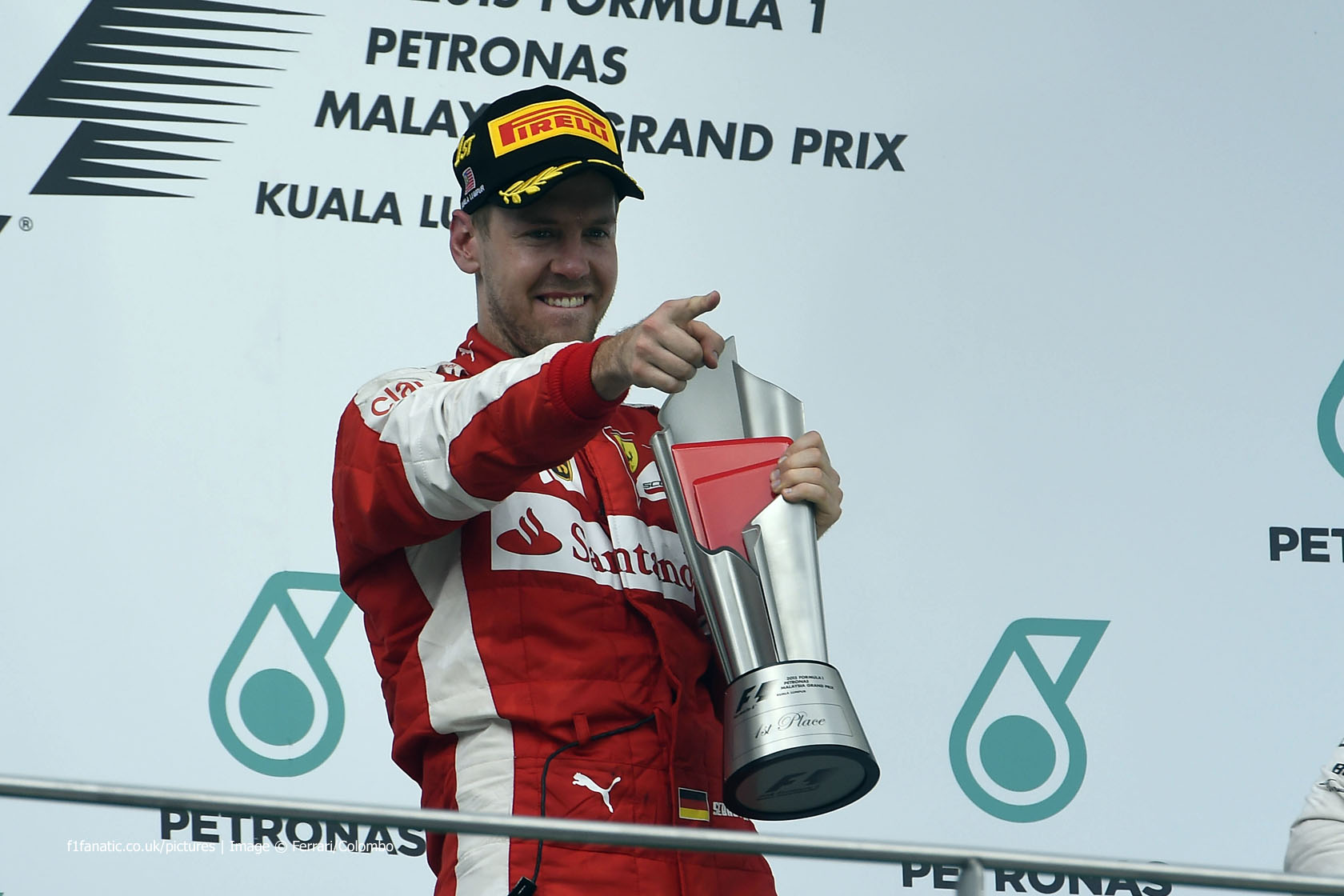 Malaysian GP review: Heatproof Vettel wins - F1 Fanatic