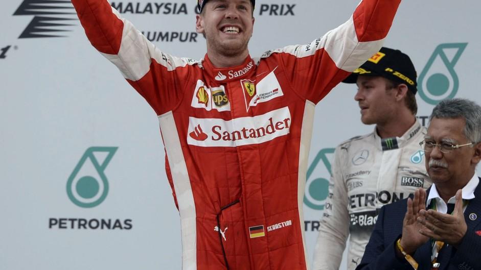 Vettel feels emotion of Schumacher connection