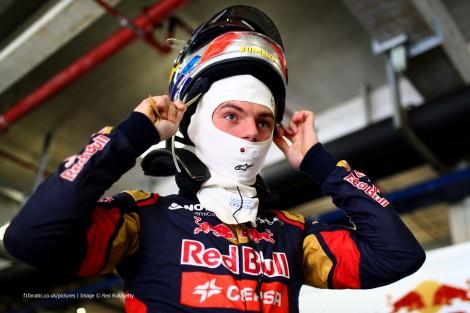 Max Verstappen, Toro Rosso, Shanghai International Circuit, 2015