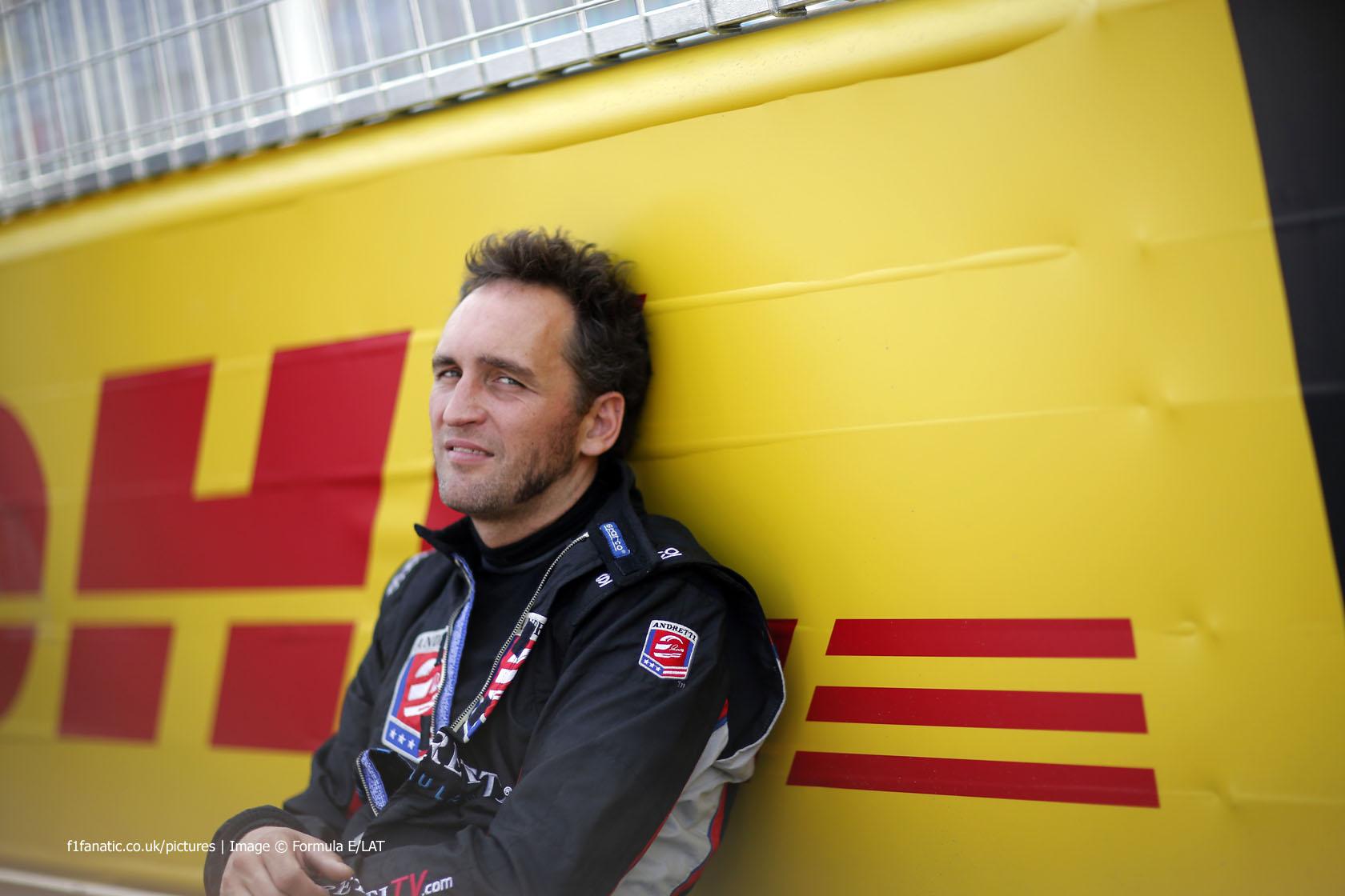 Franck Montagny, Formula E, Purajaya, 2014